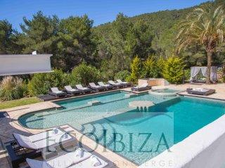 6 bedroom Villa in Sant Rafel, Balearic Islands, Spain : ref 5047773