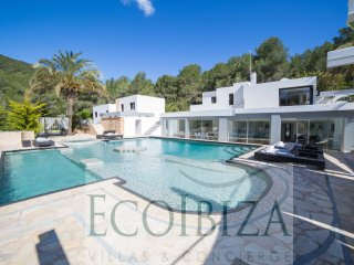 6 bedroom Villa in Sant Rafel, Balearic Islands, Spain : ref 5047773