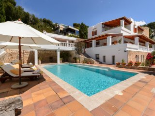 4 bedroom Villa in Ibiza Town, Balearic Islands, Spain : ref 5047791