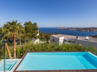 4 bedroom Villa in Cala Vadella, Balearic Islands, Spain : ref 5047453