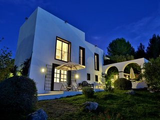 6 bedroom Villa in Sant Rafel, Balearic Islands, Spain : ref 5047449
