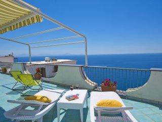 2 bedroom Apartment in Praiano, Campania, Italy : ref 5047720