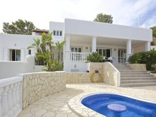 5 bedroom Villa in San Agustin des Vedra, Balearic Islands, Spain : ref 5047421