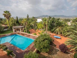5 bedroom Villa in Playa de Talamanca, Balearic Islands, Spain : ref 5047422