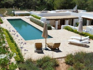 4 bedroom Villa in Santa Eularia des Riu, Balearic Islands, Spain : ref 5047417