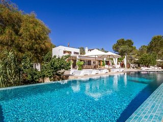 6 bedroom Villa in Es Cubells, Balearic Islands, Spain : ref 5047403