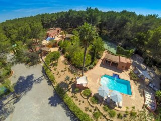 4 bedroom Villa in Santa Gertrudis, Balearic Islands, Spain : ref 5047400