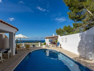 3 bedroom Villa in Cala Gració, Balearic Islands, Spain : ref 5047376