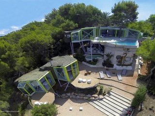 4 bedroom Villa in Cala Vadella, Balearic Islands, Spain : ref 5047353