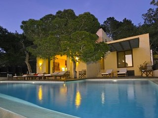 4 bedroom Villa in Cala Gracio, Balearic Islands, Spain : ref 5047346