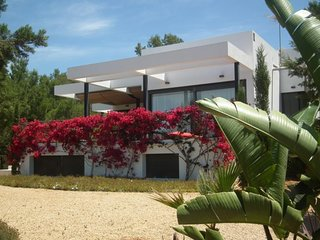 5 bedroom Villa in Cala Tarida, Balearic Islands, Spain : ref 5047336