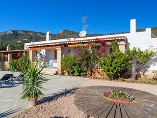 3 bedroom Villa in Es Cubells, Balearic Islands, Spain - 5047325