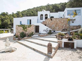 5 bedroom Villa in Es Cubells, Balearic Islands, Spain : ref 5047342