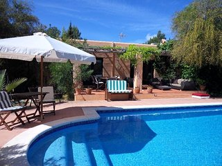 3 bedroom Villa in Es Cubells, Balearic Islands, Spain : ref 5047300