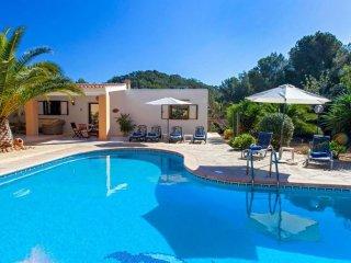 3 bedroom Villa in Es Cubells, Balearic Islands, Spain : ref 5047299