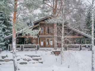 7 bedroom Villa in Tahkovuori, Northern Savo, Finland : ref 5045725