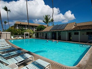 Kihei Kai Nani #12-136 UPDATED, Ground Floor, across from Kamaole Beach II