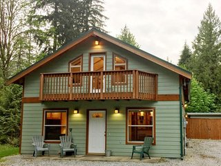 59MBR Pet Friendly Cabin w/ Hot Tub