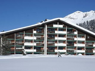 1 bedroom Apartment in Parpan, Canton Grisons, Switzerland : ref 5035191