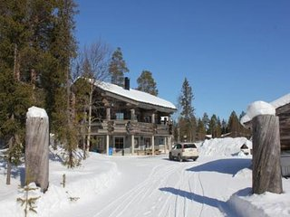 6 bedroom Villa in Ruka, Northern Ostrobothnia, Finland : ref 5033017