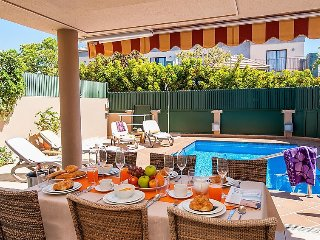 4 bedroom Villa in Maspalomas, Canary Islands, Spain : ref 5026760