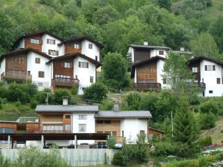 3 bedroom Apartment in Cumbels, Canton Grisons, Switzerland : ref 5026945
