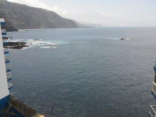 en primera linea del mar,espectaculares vistas!