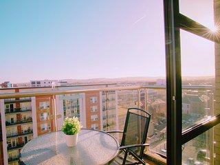 Central City Apartment