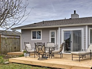 NEW! 4BR Crescent City Home 5 mins from the Beach!