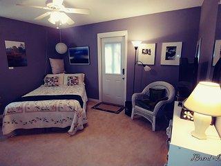Iris Studio - Comfortable, Quiet....all the essentials