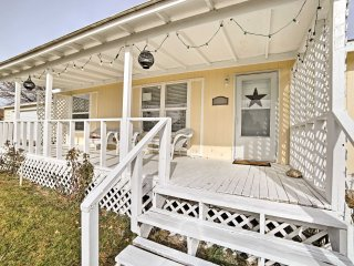 NEW! Cozy 3BR Ferron Home w/Porch & Mtn Views!