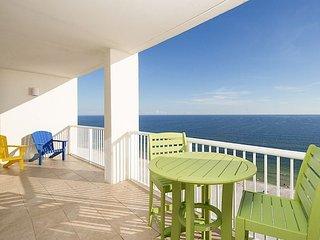 Island Tower Beachfront 3BR w/ Jaw-Dropping Gulf Views & Infinity Pool