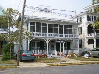 Beach Block Duplex Sleeps 30 97166