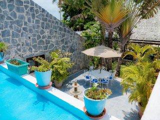Azul Riviera,located on Yalku lagoon an enormous outdoor aquarium