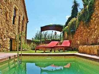 CB363 - Stunning stone villa in Pals with private garden and pool