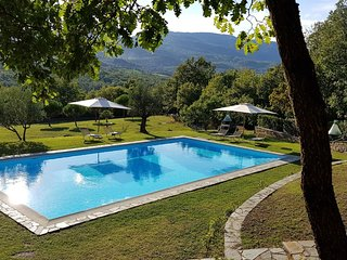 3 bedroom Villa in Papiano, Tuscany, Italy : ref 5251979