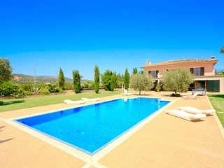 4 bedroom Villa in sa Pobla, Balearic Islands, Spain : ref 5251855