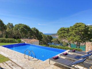 4 bedroom Villa in Tamariu, Catalonia, Spain : ref 5246730