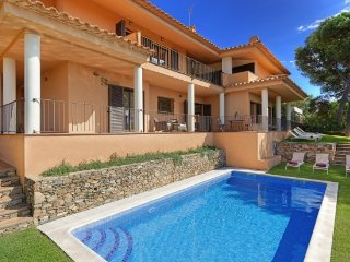 5 bedroom Villa in Tamariu, Catalonia, Spain : ref 5246727