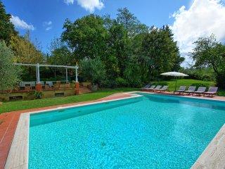5 bedroom Villa in Montagnana, Tuscany, Italy : ref 5240153