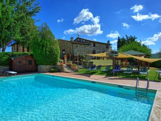 7 bedroom Villa in Sant'Antimo, Tuscany, Italy - 5240017