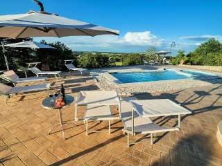 8 bedroom Villa in Montefiascone, Latium, Italy : ref 5229608