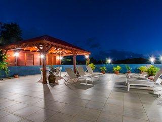 Les Hauts de Sainte Anne Villa Saint Jean venez profiter de vos vacances