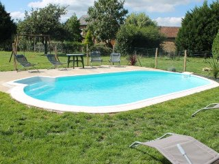 Maison 4/6 personnes avec piscine privee