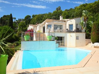 4 bedroom Villa in Vallauris, Provence-Alpes-Cote d'Azur, France : ref 5051958