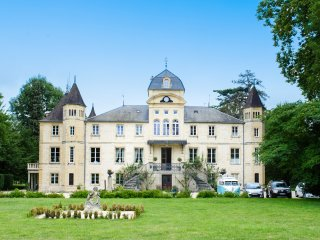 6 bedroom Chateau in Varennes-les-Nevers, Bourgogne-Franche-Comte, France : ref