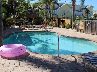Beautiful Direct Water Upgrade Condo.  Two Pools, Docks, Sun and Fun Today.