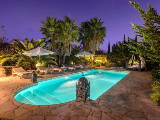 6 bedroom Villa in Sant Carles de Peralta, Balearic Islands, Spain : ref 5047913