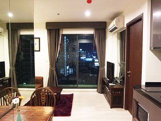 1 Bedroom City / Innovative Design / MRT Rama 9