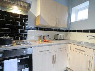 Bedlington front apartment - C